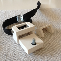 Small Universal VR Mount - BETA 3D Printing 180703