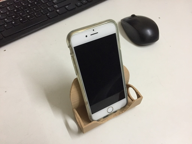 Iphone Docking Station 3D Print 180937