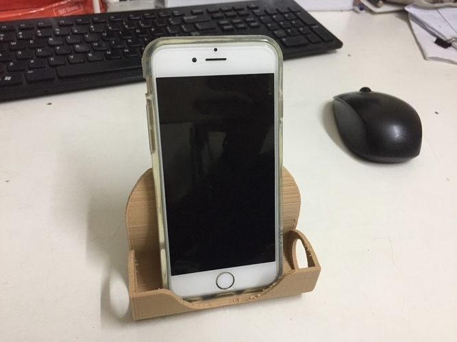 Iphone Docking Station 3D Print 180938