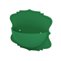 Small Wall flower pot 3D Printing 181264