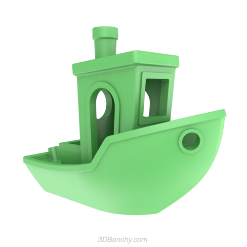 #3DBenchy - The jolly 3D printing torture-test 3D Print 18130