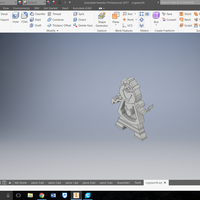 Small cogsworth 3D Printing 181307
