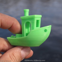Small #3DBenchy - The jolly 3D printing torture-test 3D Printing 18131