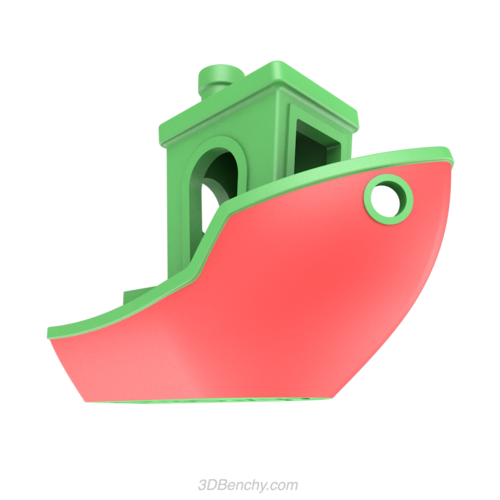 #3DBenchy - The jolly 3D printing torture-test 3D Print 18132
