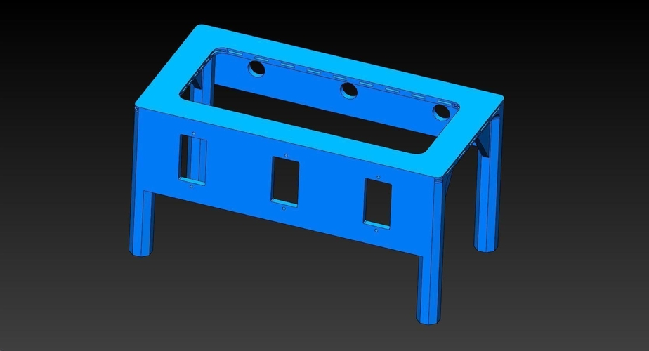Santa's Conveyor Table 3D Print 182173