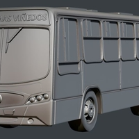 Small Bus  3D Printing 182248