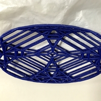 Small Hyperbolic soap dish 3D Printing 182343