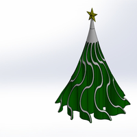 Small Christmas tree 3D Printing 182406