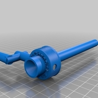 Small Bottle pipe 3D Printing 182437