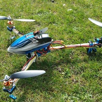 Small Filament2 Tricopter 3D Printing 18262