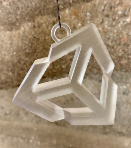 Unity Tree Ornament 3D Print 182785