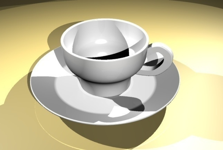 I would drink a good cup of coffee 3D Print 183012