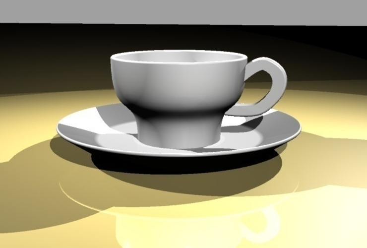 I would drink a good cup of coffee 3D Print 183014