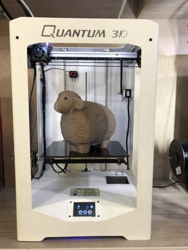 Wooly && Lazy Sheep 3D Print 183054