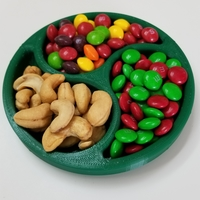 Small Nut & Candy Dish 3D Printing 183323