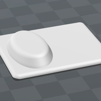 Small Servo Cover for ST model Discovery 3D Printing 183511
