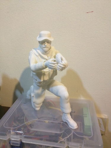 Captain Price -Call Of Duty 3D Print 183605