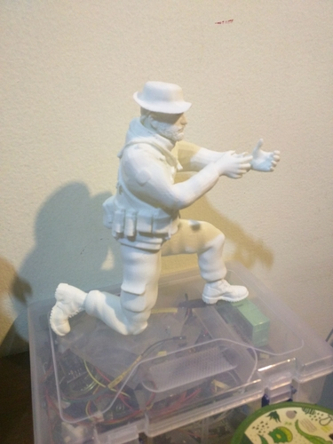 Captain Price -Call Of Duty 3D Print 183606
