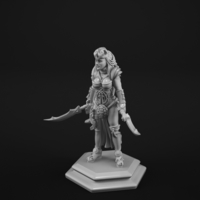 Small Soldier 1 3D print model 3D Printing 183752