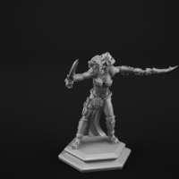 Small Soldier 2 3D print model 3D Printing 183755
