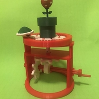 Small Video Game Automata 3D Printing 184486