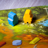 Small Stone Age Meeple 3D Printing 184516