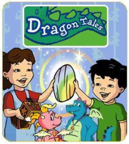 dragon tales scale 3D Print 184517