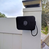 Small Raspberry Pi 3 outdoor camera 3D Printing 184531