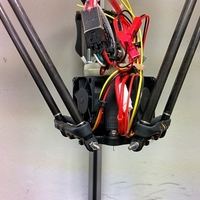 Small Hybrid E3D and layer fan 3D Printing 184573