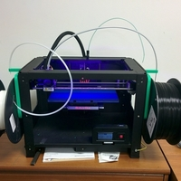 Small Side mounted spool holder 3D Printing 184591