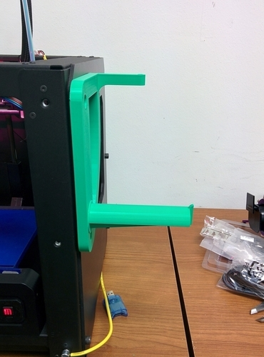 Side mounted spool holder 3D Print 184594