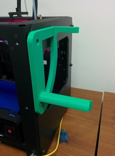Side mounted spool holder 3D Print 184595