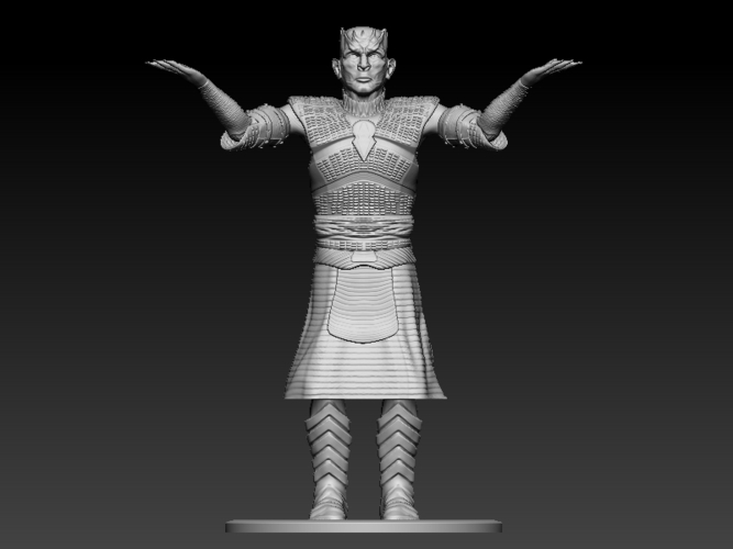 Night King standing 3D Print 184718