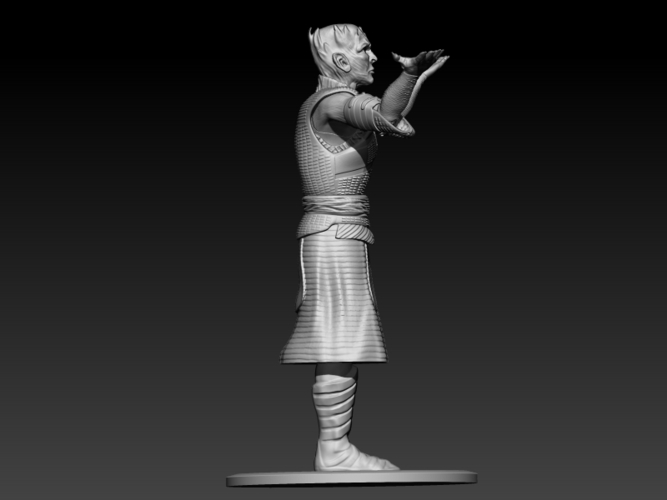 Night King standing 3D Print 184719
