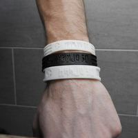 Small Bracelet ThermoForm Customizable 3D Printing 184790