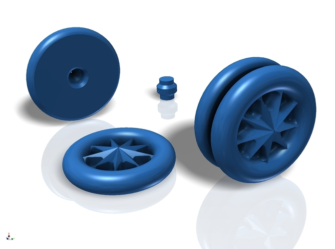 Yoyo for Lennie 3D Print 184860