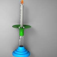 Small Design of a Molten Wax Holder using Solidworks 3D Printing 185013