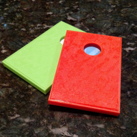 Small Barely Useful Gift Card Holder 3D Printing 185032