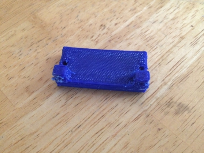Sharp Sensor Bracket 3D Print 185302