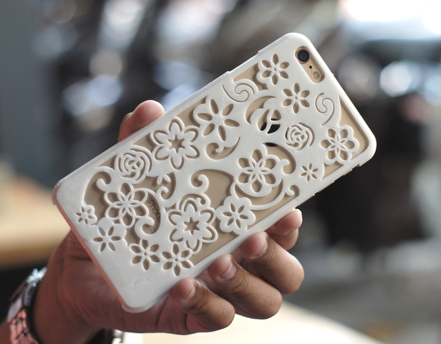Iphone case phone - 3D printing for girls
