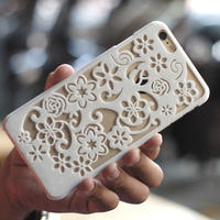 Small Flora Iphone 6 Plus Case 3D Printing 18574