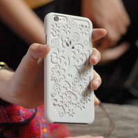 Small Flora Iphone 6 Case 3D Printing 18581