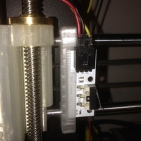 Small X endstop holder for Prusa i3 3D Printing 185870