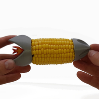 Small Rocket Corn Holders 3D Printing 185950