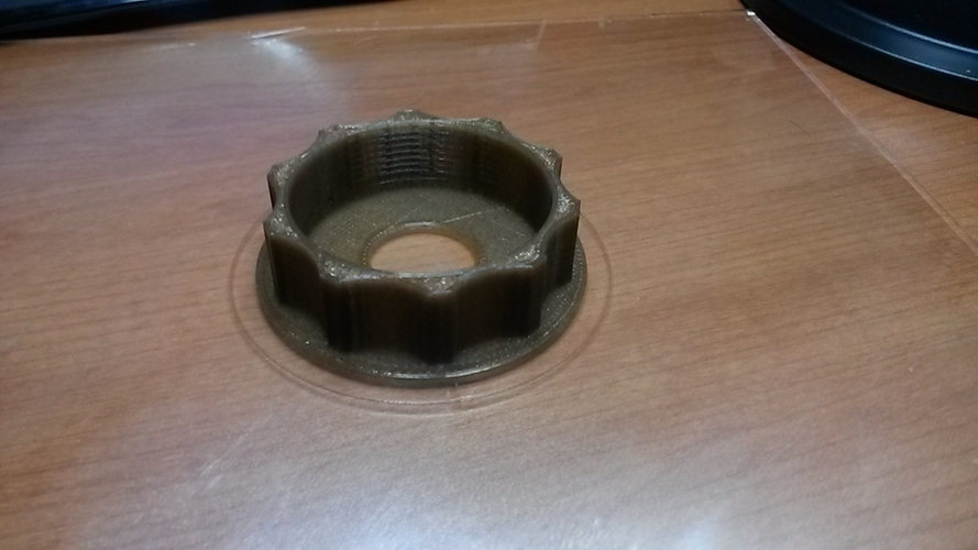 "EcoSpool Adapter to 3/4"" 3D Print 186024"