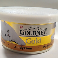 Small Cover for cat food can - Gourmet  3D Printing 186299