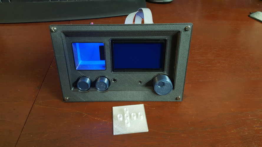 Full Graphic Smart Controller Panel 3D Print 186341
