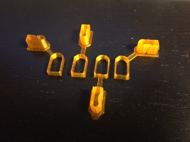 XT60 Covers for Parallel Charge Boards 3D Print 186435