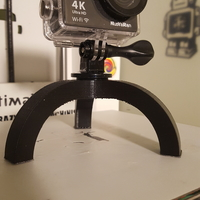 Small Mini Tripod Fancy 3D Printing 186474