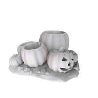 Small HG3D Pumpkin Patches 3D Printing 186765